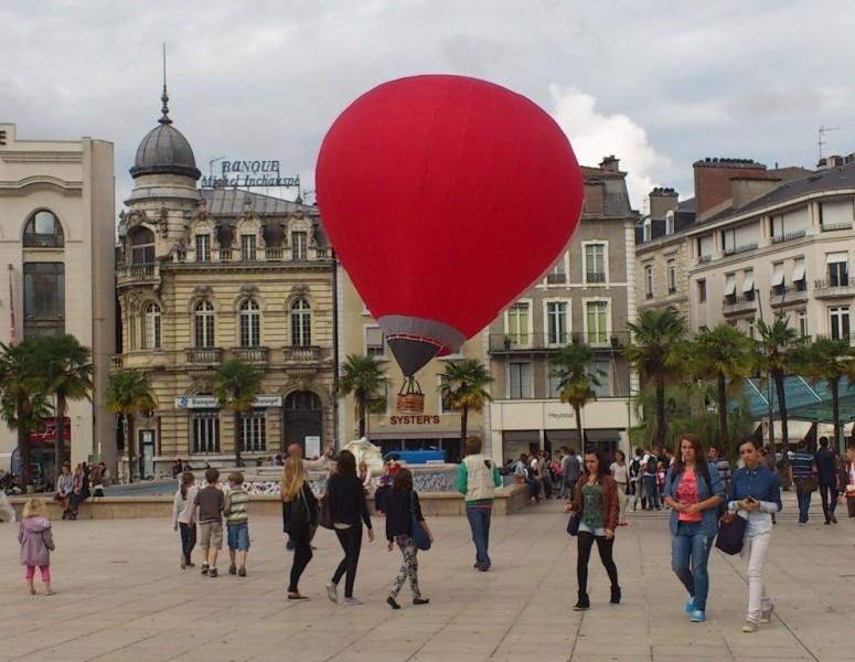Initiation à la mini montgolfière