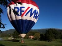 Notre montgolfière REMAX
