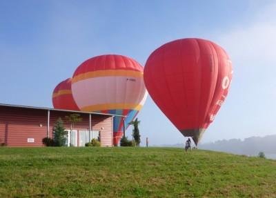 Des montgolfières pour vos évènements