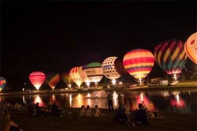 Le Night Glow pour surprendre vos invités...
