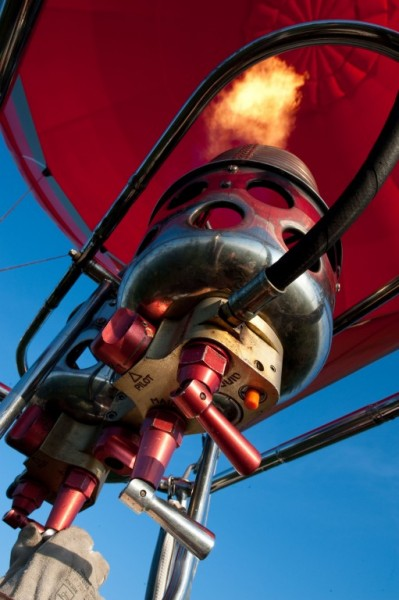 La sécurité à bord de nos montgolfières