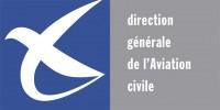 Logo de la Direction Générale de l'Aviation Civile (DGAC)