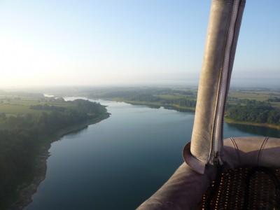 Vol VIP au Lac du Gabas